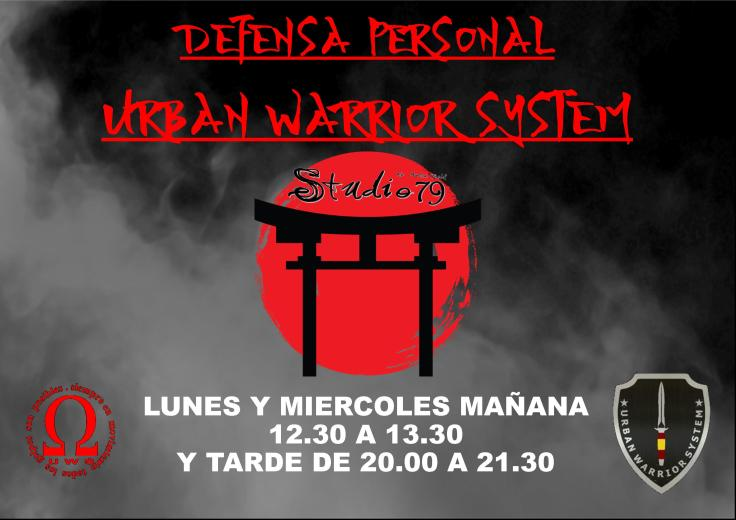 DEFENSA PERSONAL UWS